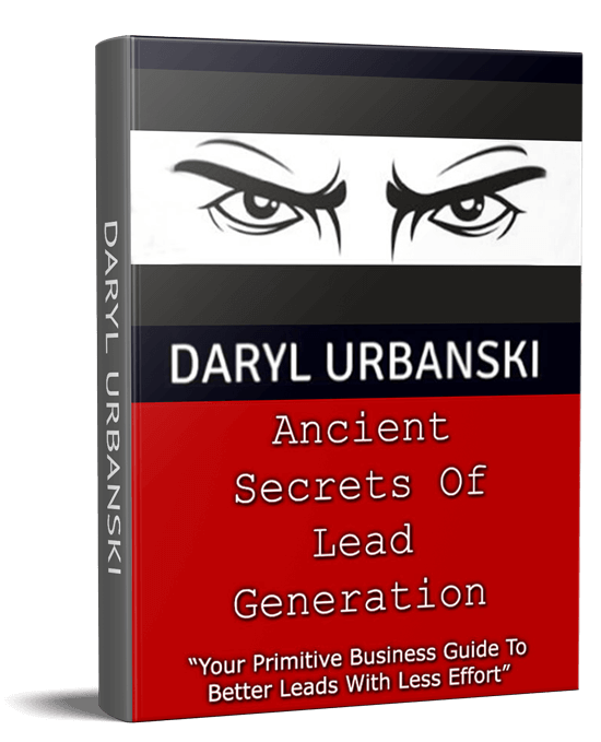 DARYL URBANSKI book